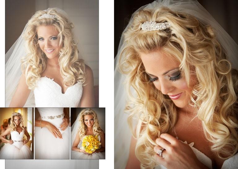 Свадебное фото в журнале
