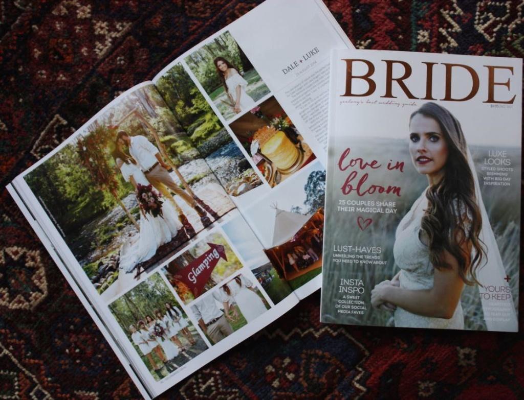 обложка свадебного журнала