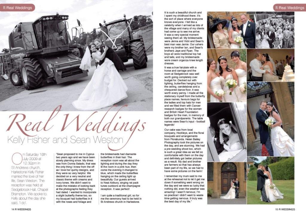 свадебные журналы