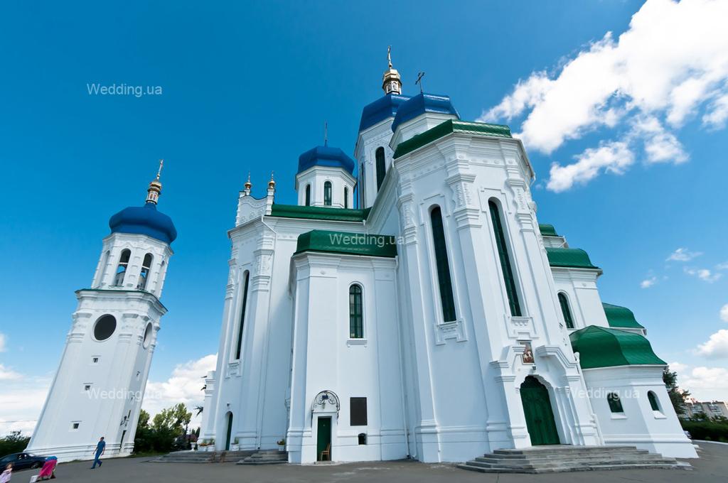 Главная > Каталог > Венчание > Свято-Троицкий Собор Свято-Троицкий собор