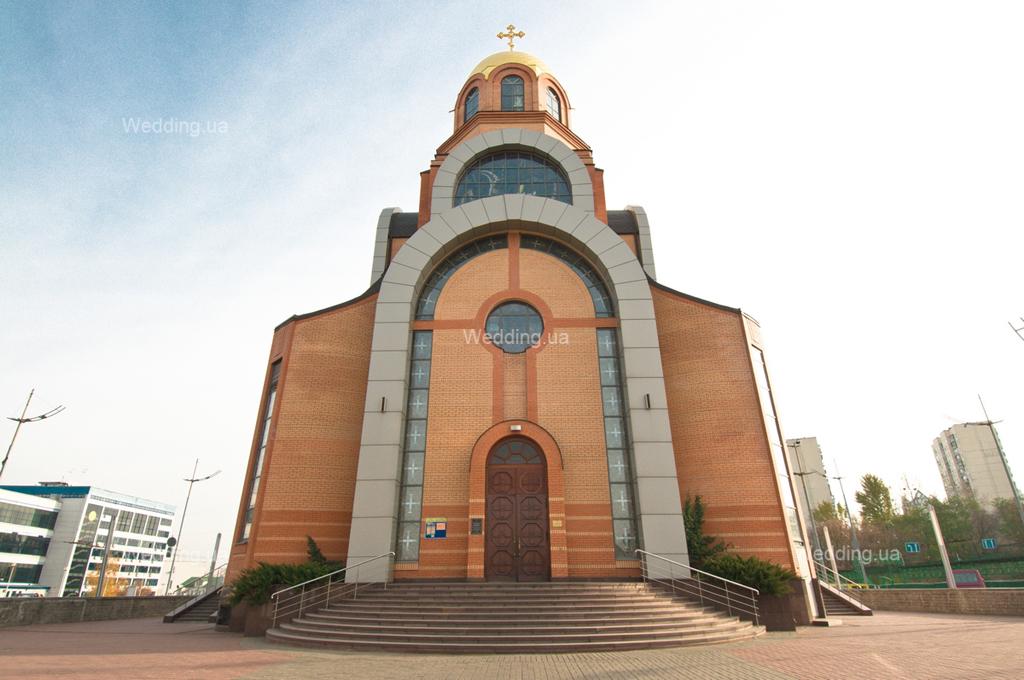 Храм Великомученика Георгия Победоносца