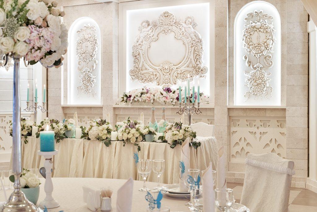 Дизайн свадебного зала Банкетный Дворец