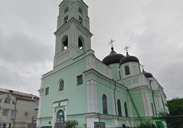 Свято – Троицкий храм