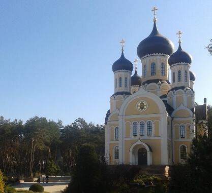Свято-Анастасиевский женский монастырь