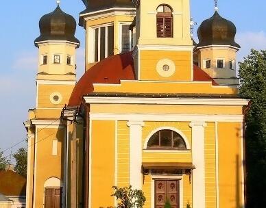 Церковь Успення Пресвятой Богородицы, УГКЦ