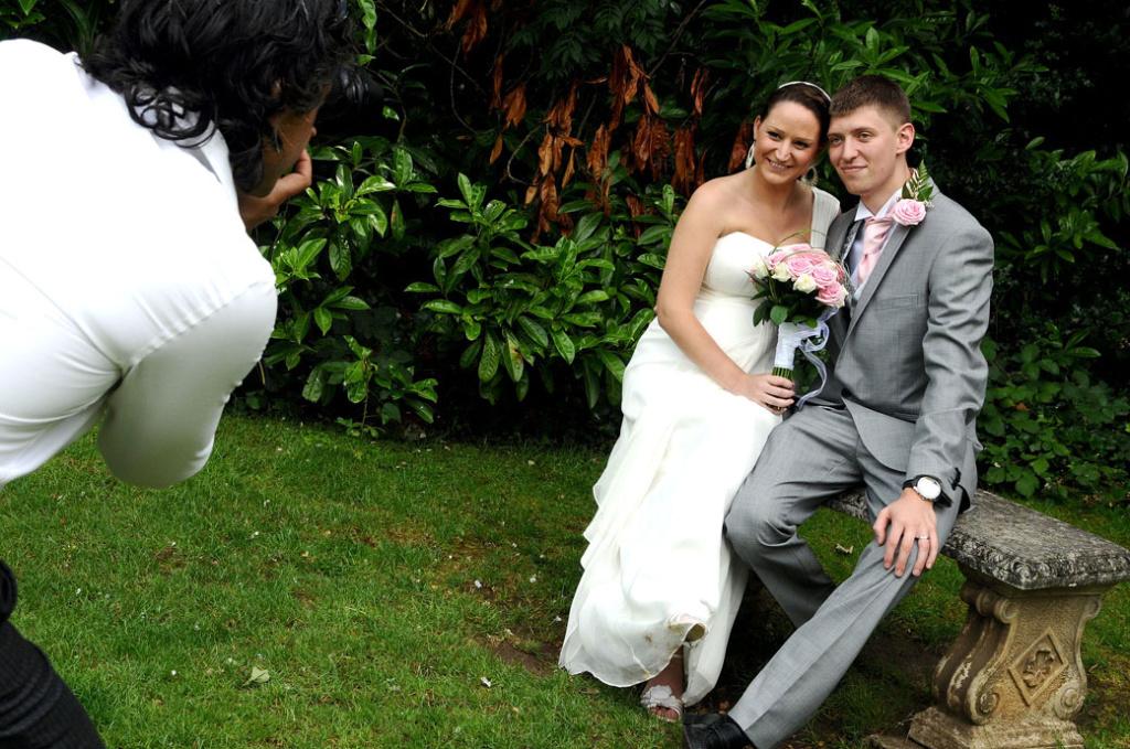 Места прогулок и свадебной фотосессии