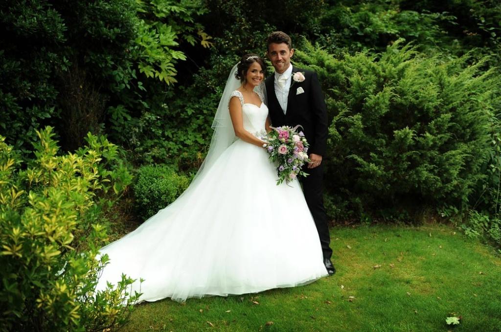 парк для свадебных фото