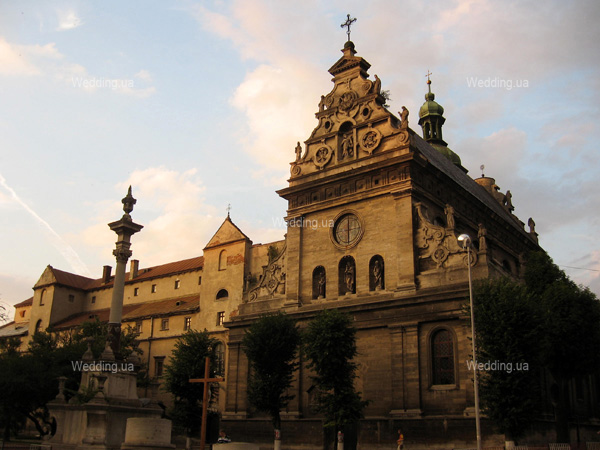 Lviv_Bernardine_monastery1
