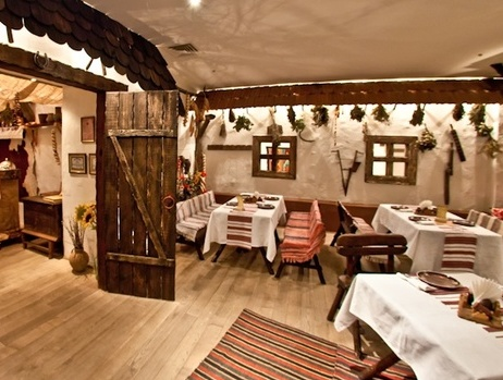 Ресторан-музей 'Старая мельница'