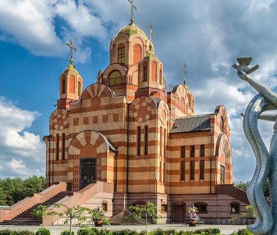 Церковь Божией матери Иверской на Северном