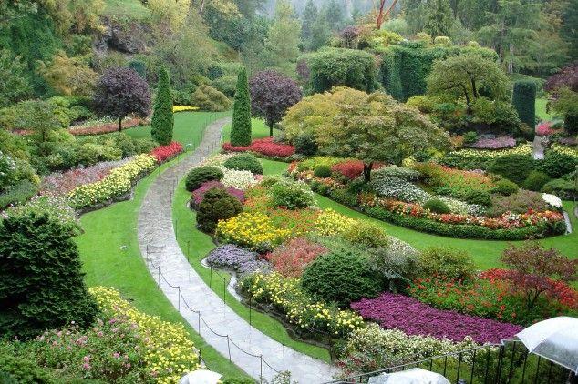 ботанический сад ужгород