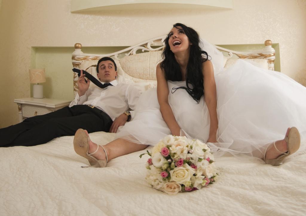 Секс сиомки свадеб