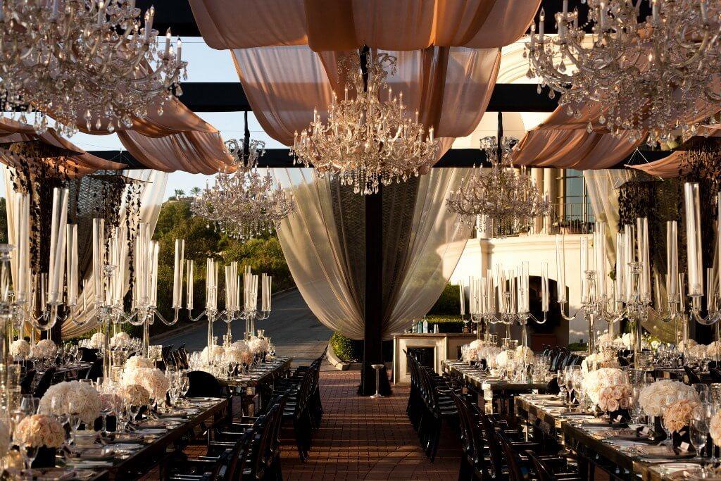 Проведение свадьбы свадебным агентством