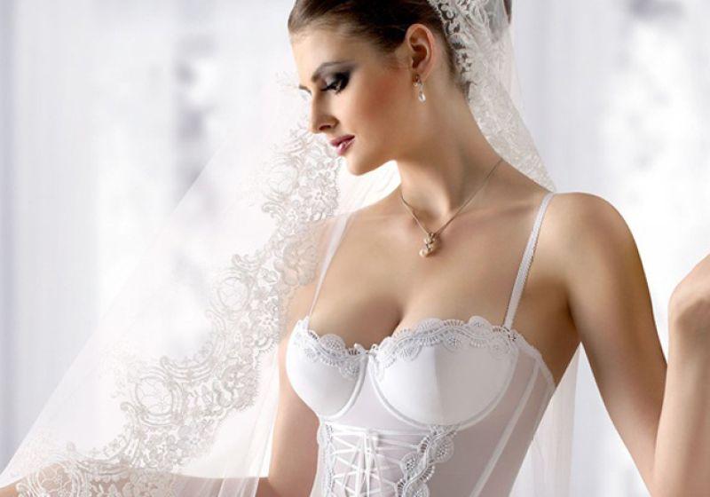 Стили и фасоны свадебного нижнего белья