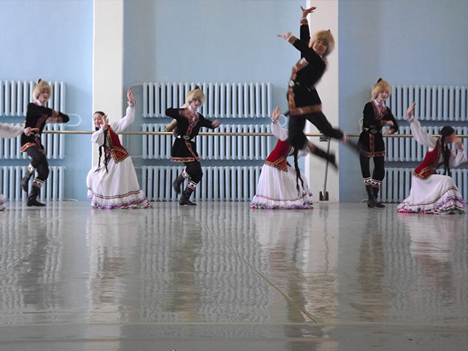 Грузинский свадебный танец