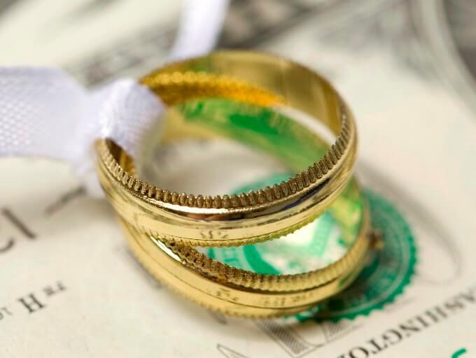 Стоимость услуг свадебного агентства