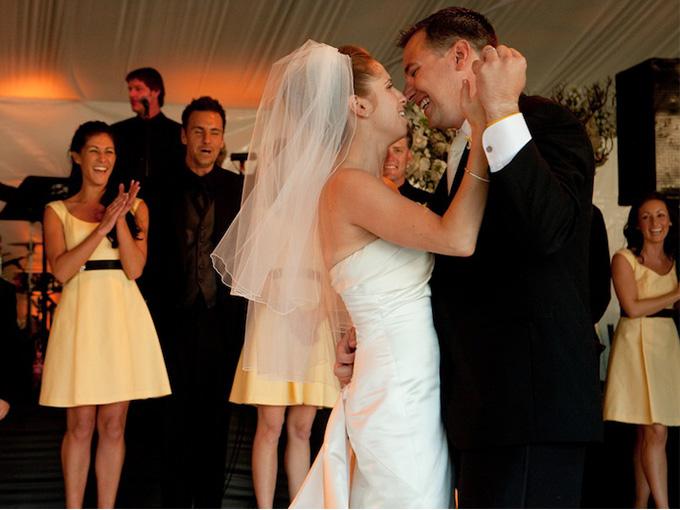 Первый супружеский танец