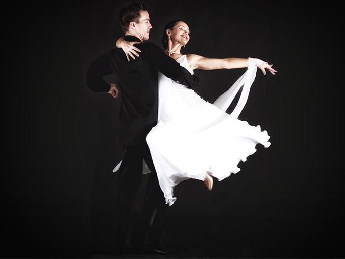 Первый танец молодоженов-танго