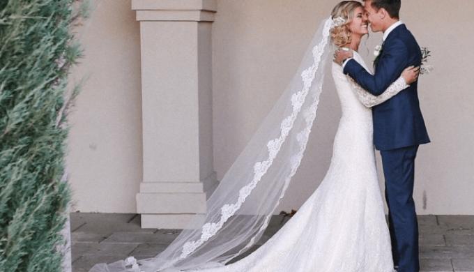 Что надеть на венчание