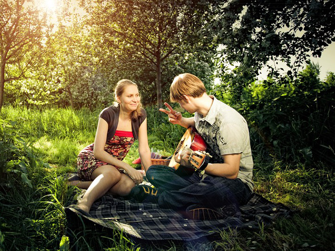 Свадебное Love-story