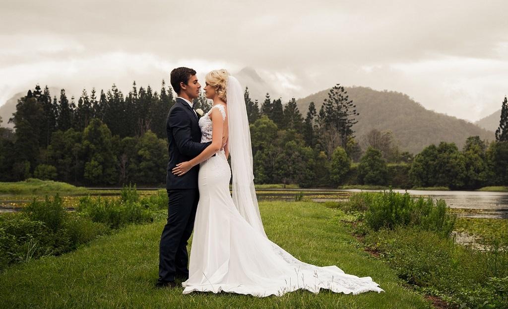 Постановочное свадебное видео