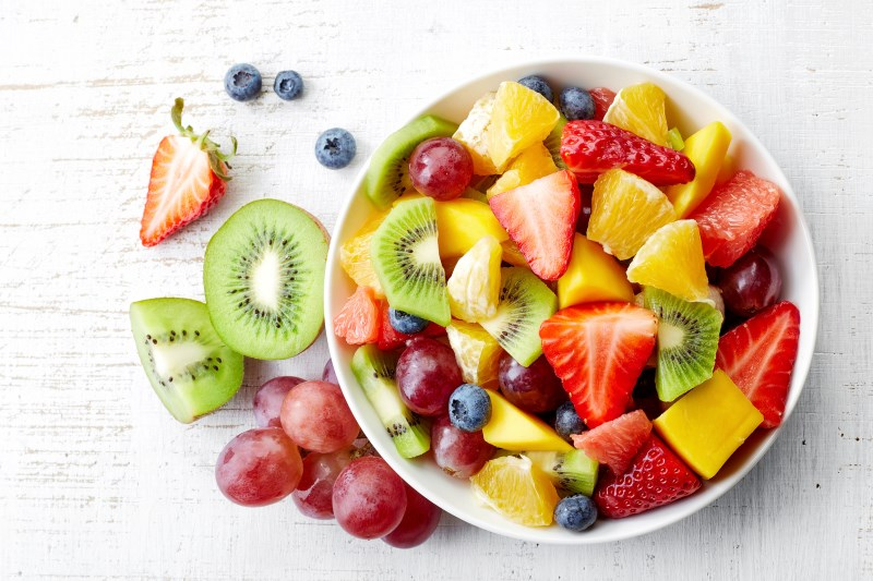 FRUIT AND PROTEIN DIET