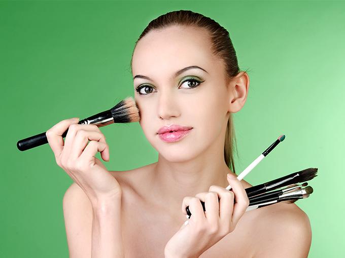 Делаем повседневный макияж