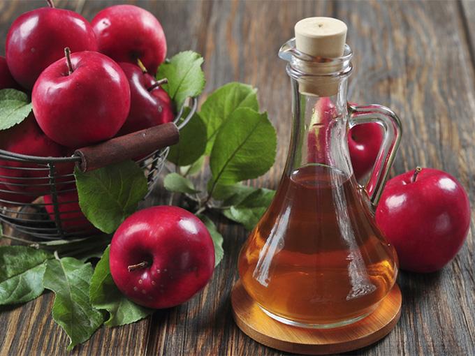 Диета с яблочным уксусом