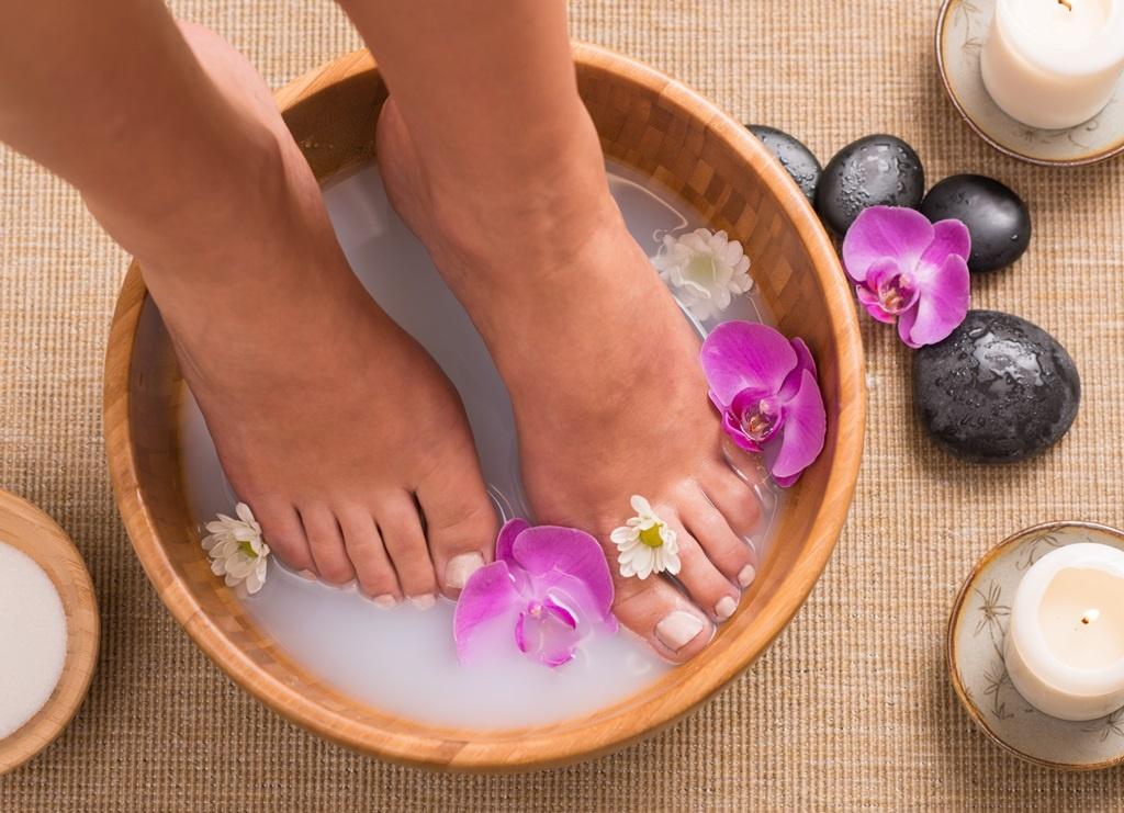 Лечение ногтей на ногах народными средствами