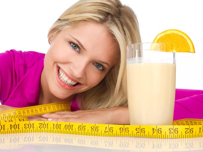Легкая летняя диета