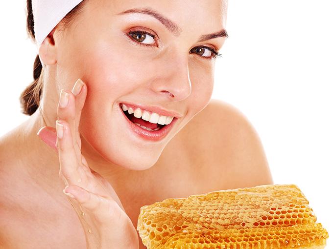 Медовая маска для сухой кожи