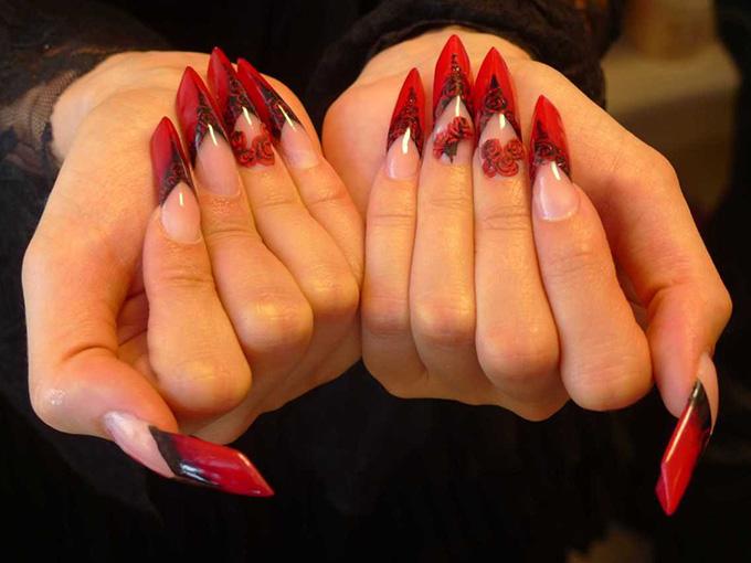 Ногти ейдж