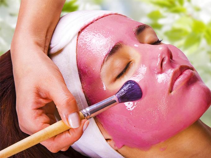 Питательная маска для комбинированной кожи