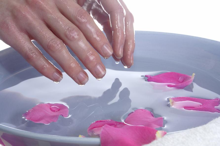 Маска для сухой кожи рук