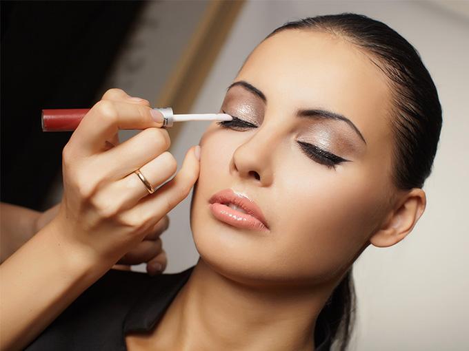Делаем профессиональный макияж