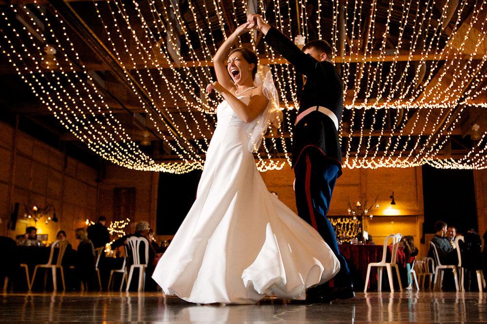 Проведение свадебного вечера и развлекательной программы для гостей