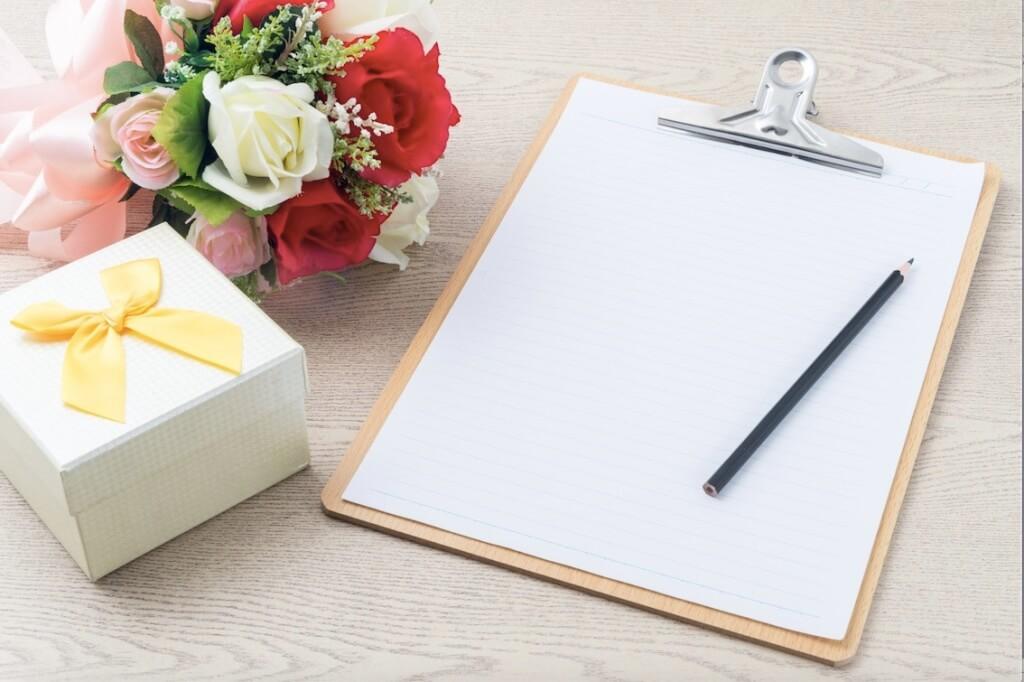 Составляем план организации свадьбы