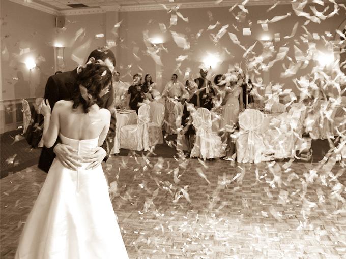 Свадебный танец с сюрпризом