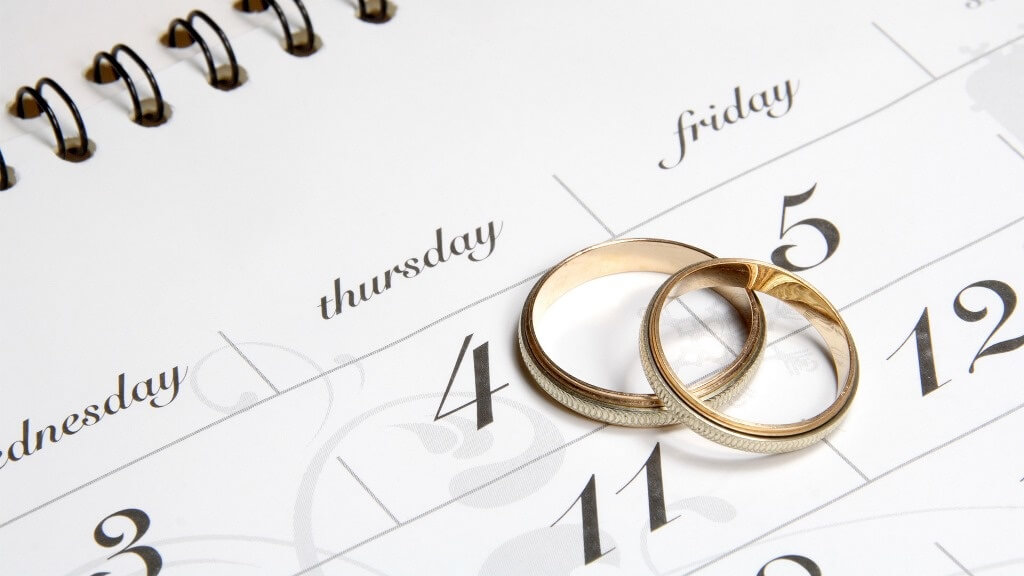 Пошаговая организация свадьбы от А до Я