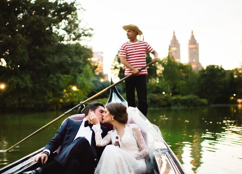 Оригинальные места для свадебной фотосессии