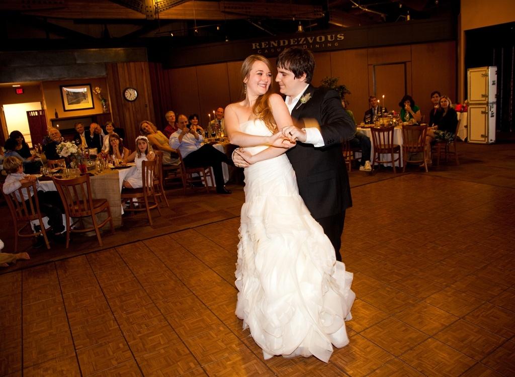 Современный свадебный танец