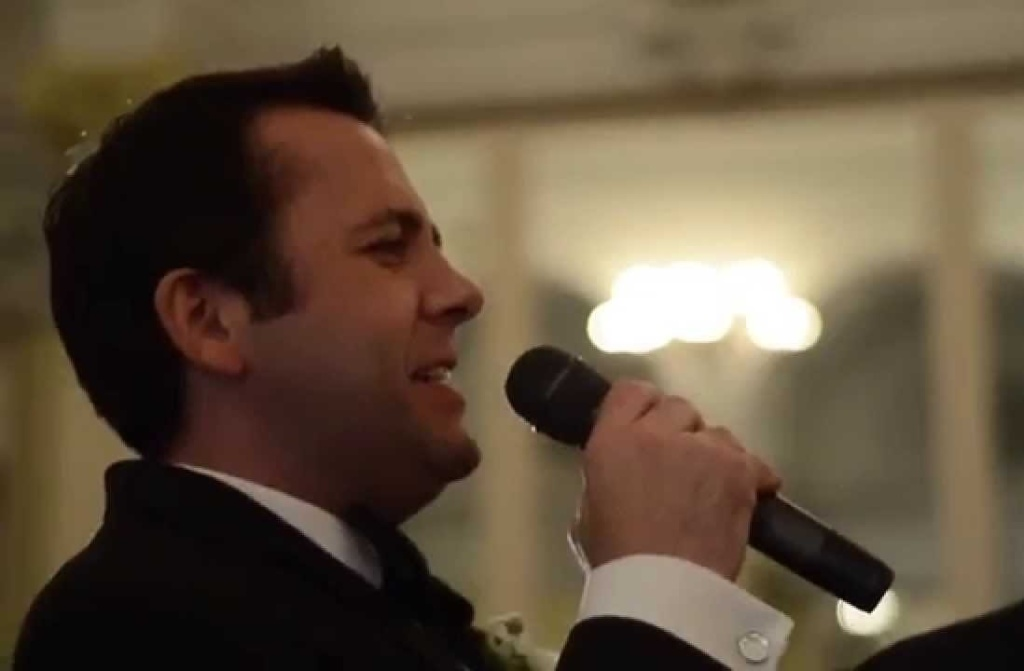 Поющий тамада на свадьбу