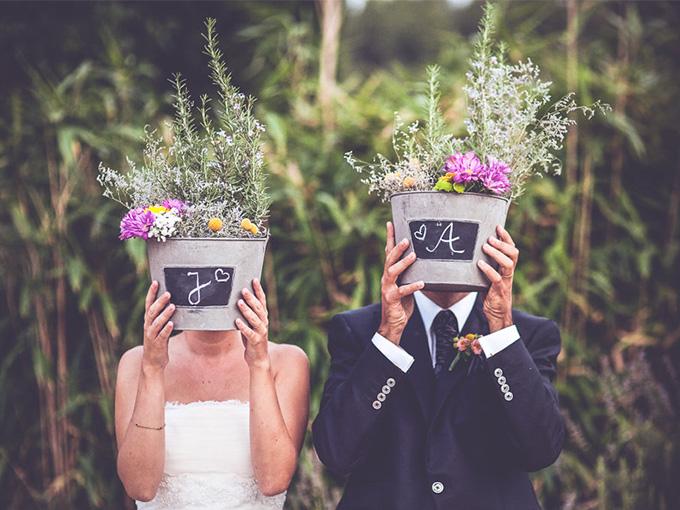 Два свадебных фотографа