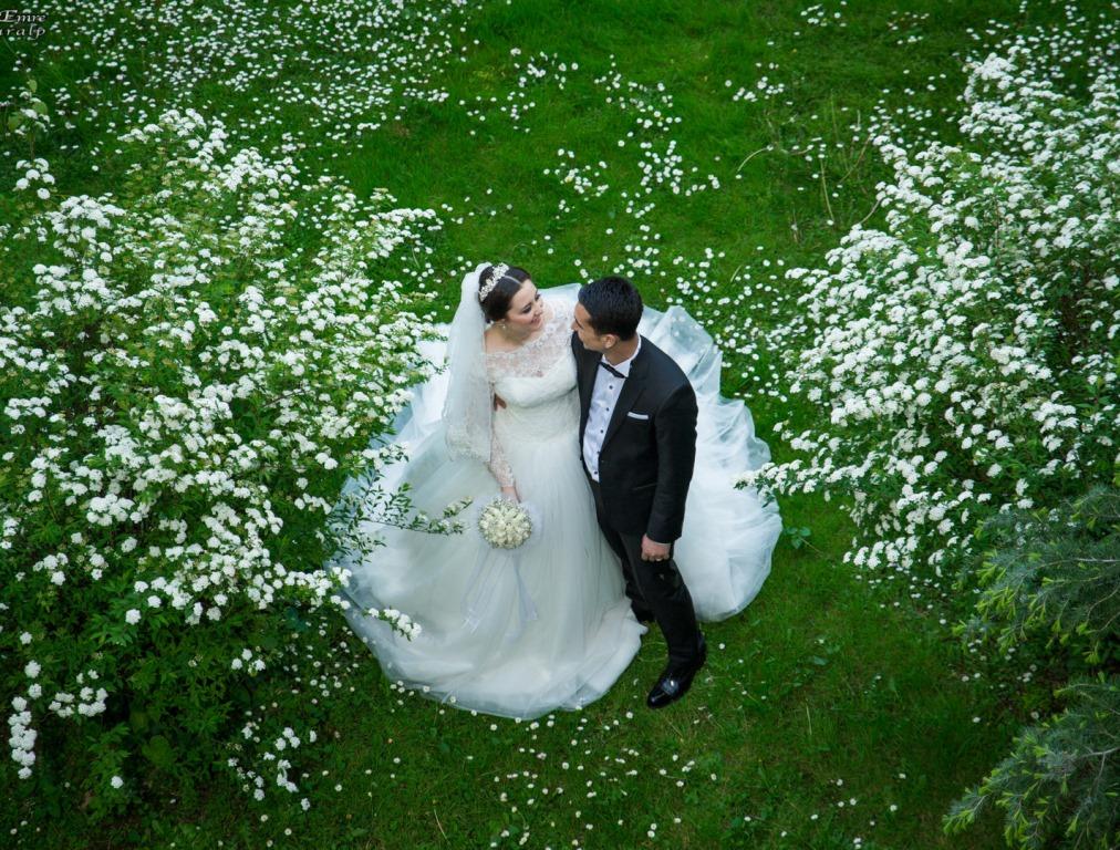 Эксклюзивная свадебная фотосъемка