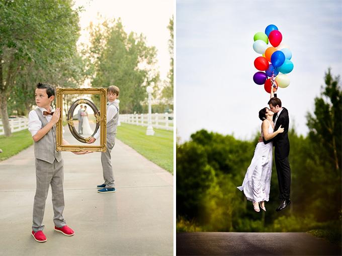 Идеи для свадебной фотосъемки