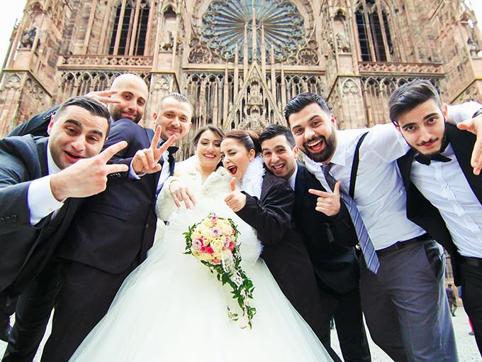 Идеи для молодежной свадебной фотосъемки