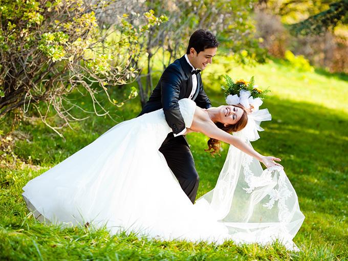 Свадебная VIP фотосесия