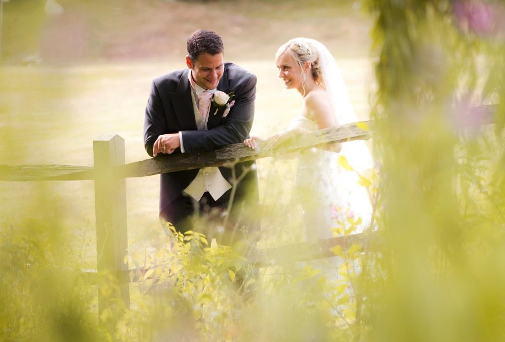 Фотосъемка шикарной свадьбы