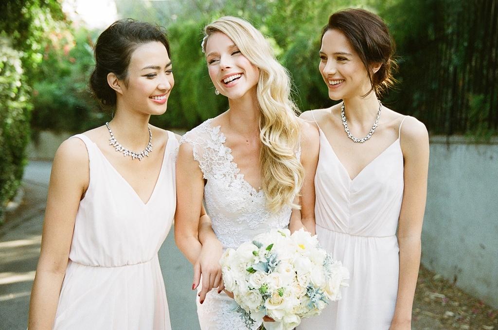 свидетельницы невесты