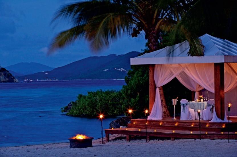Свадьба на Карибских островах